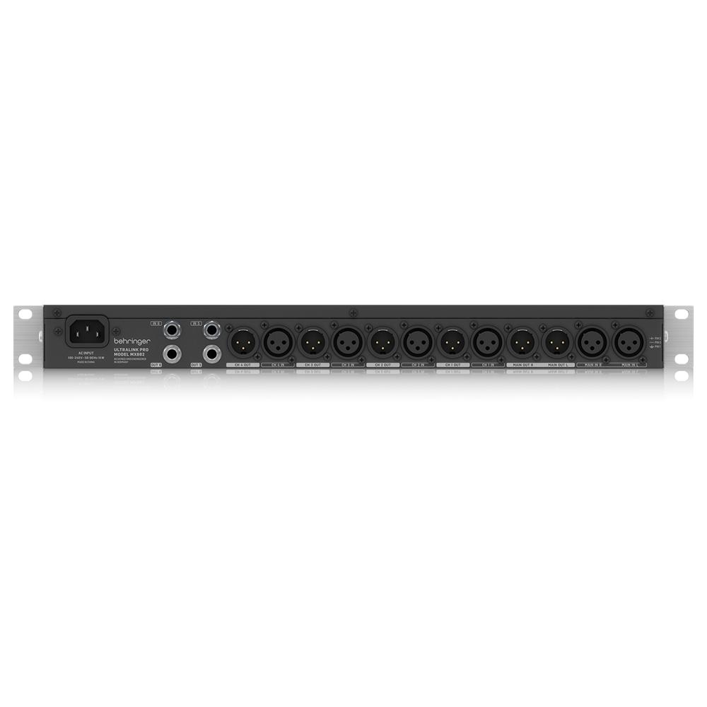 8-канальный рэковый сплиттер Behringer MX882 V2