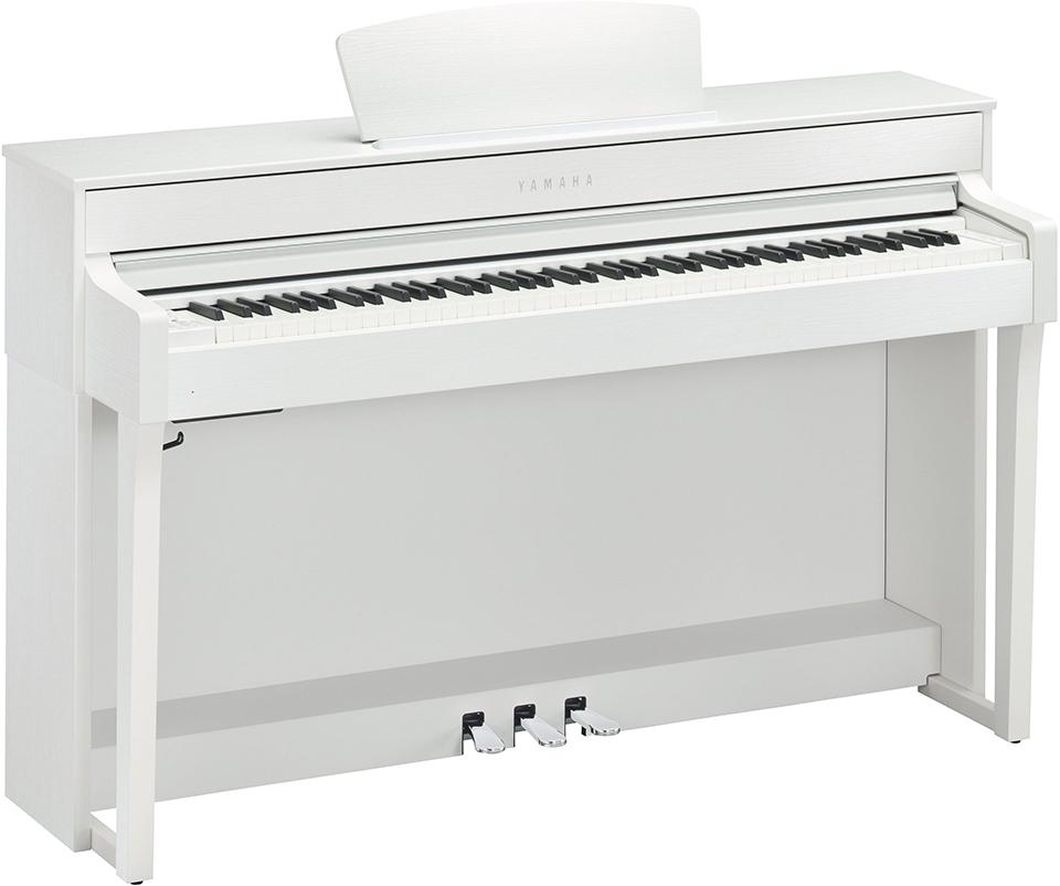 Цифровое пианино Yamaha CLP-635 WH