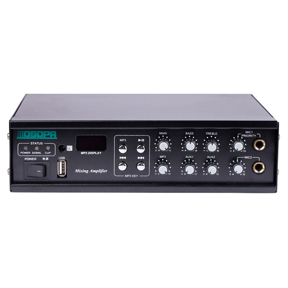 Микшер-усилитель DSPPA MP9010