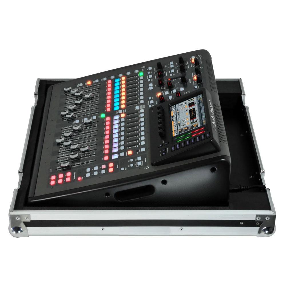 Цифровый микшерный пульт Behringer X32-COMPACT-TP