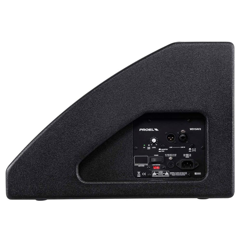Активный двухполосный монитор Proel WD15AV2