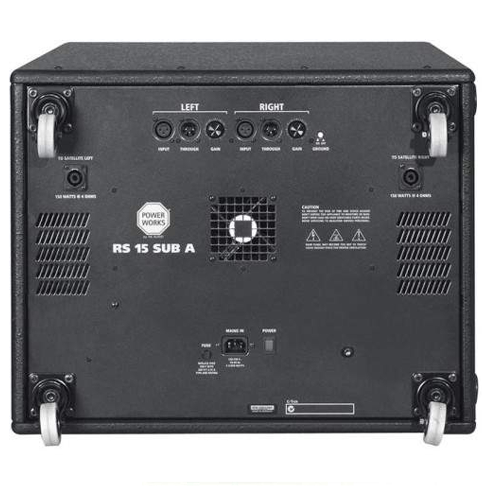 Звуковой комплект HK AUDIO POWER WORKS SOUNDHOUSE ONE