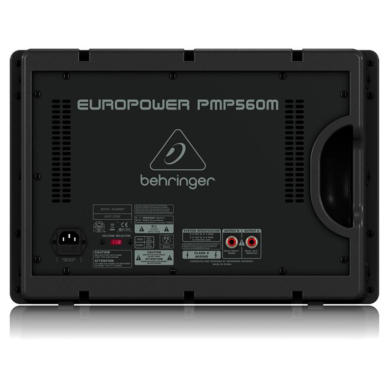 Микшерный пульт с усилением Behringer PMP560M