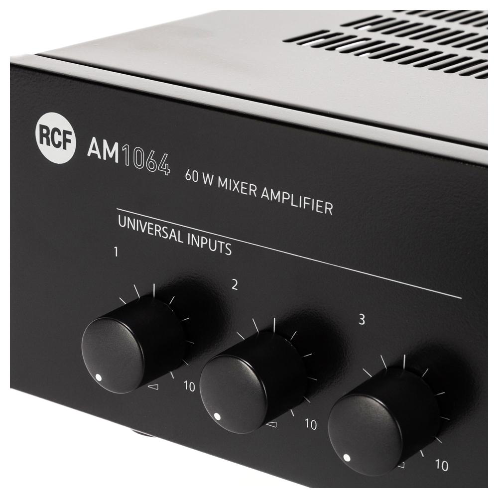 Микширующий трансляционный усилитель RCF AM 1064