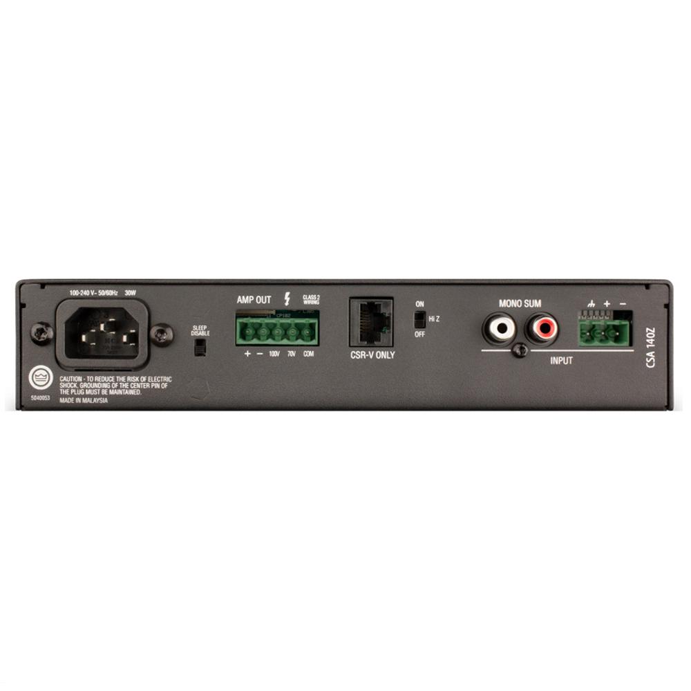 Трансляционный усилитель JBL CSA 140Z
