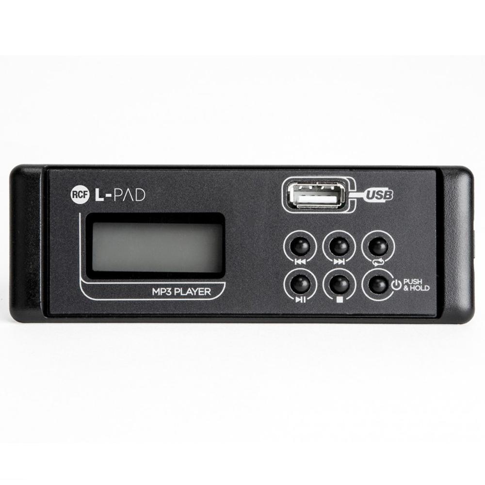 Опциональная карта MP3 плеера RCF SMP-T player