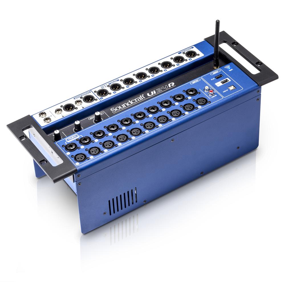 Цифровой микшерный пульт Soundcraft Ui-24