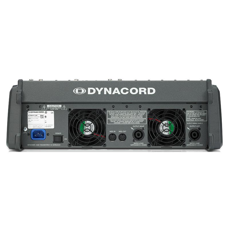 Активный микшерный пульт Dynacord PM600-3