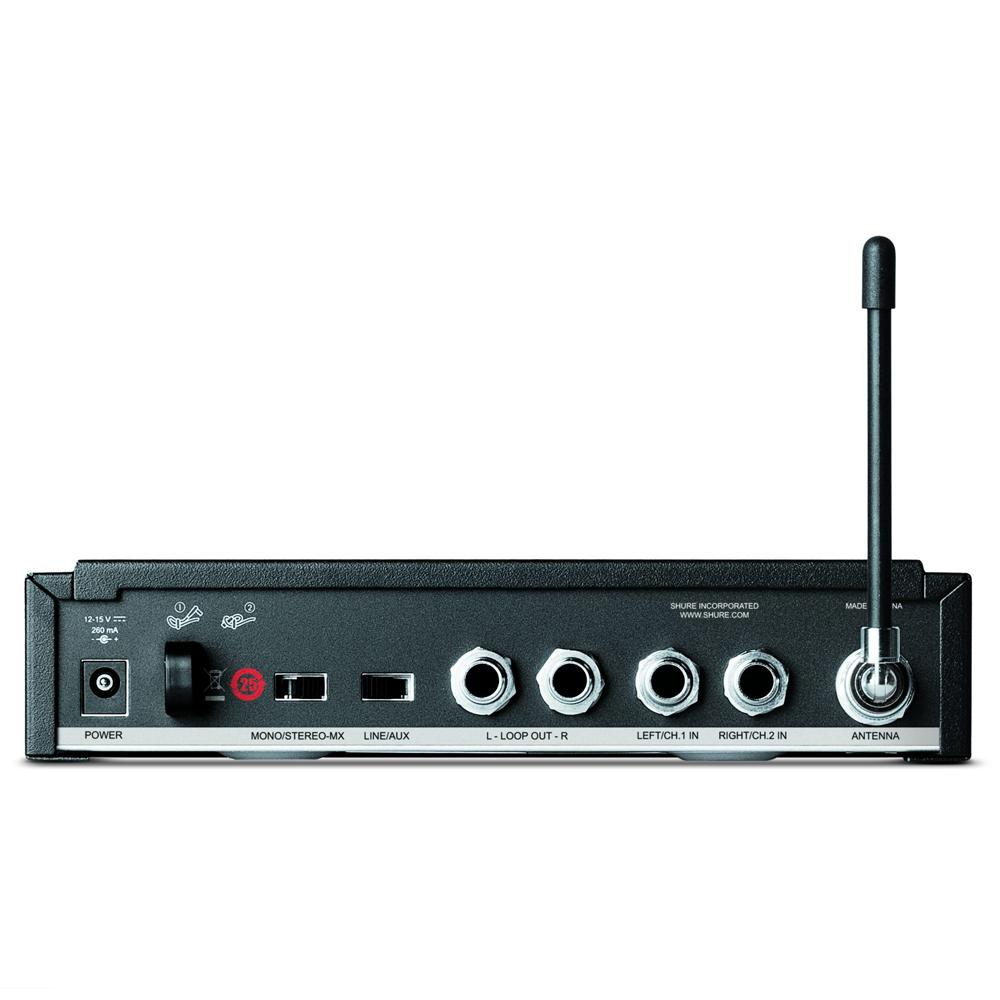 Cистема персонального мониторинга Shure P3TER112GR-K3E