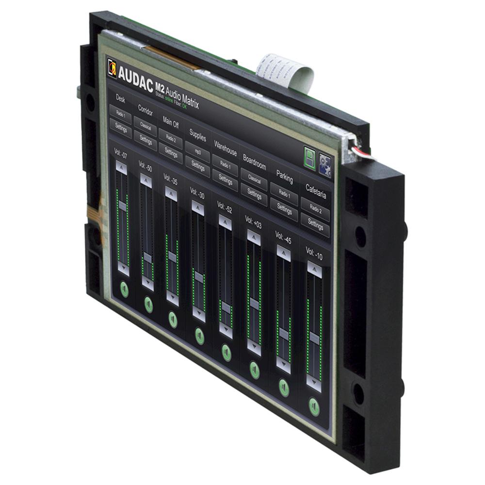 Панель управления Audac M2DIS