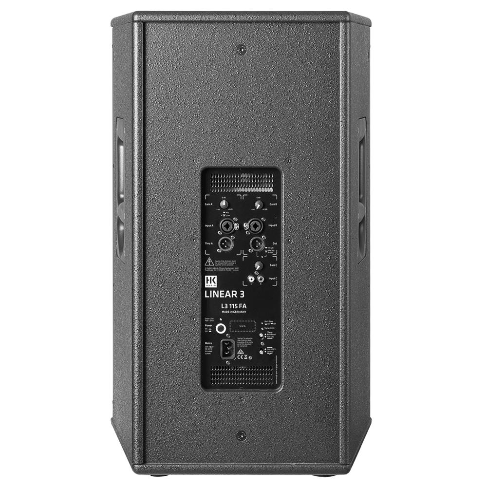 Активная акустическая система HK AUDIO L3 115 FA