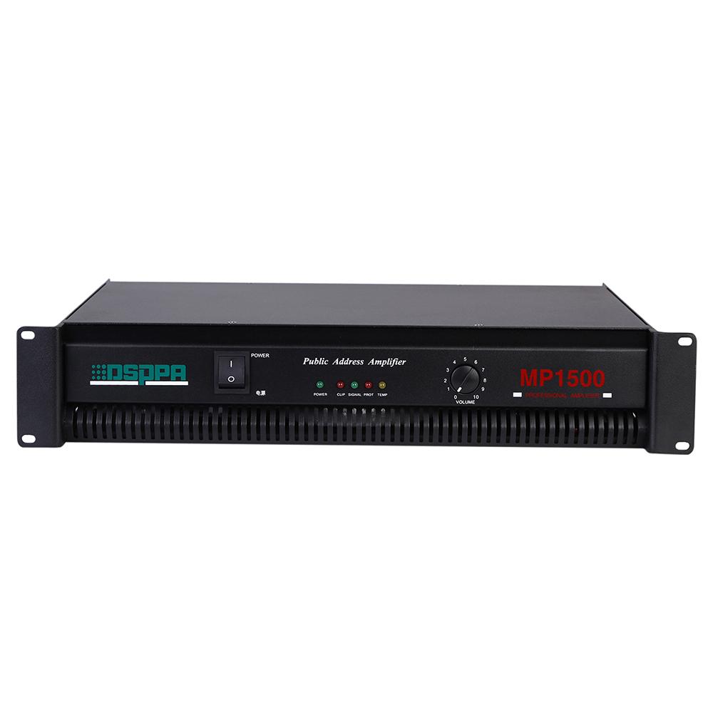 Усилитель мощности DSPPA MP1500