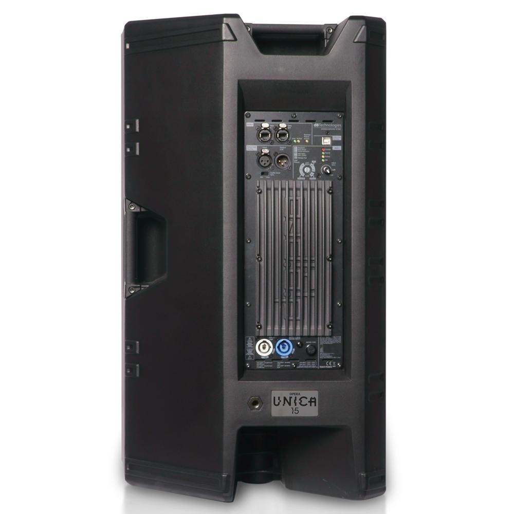 Активная акустическая система dBTechnologies OPERA UNICA 15