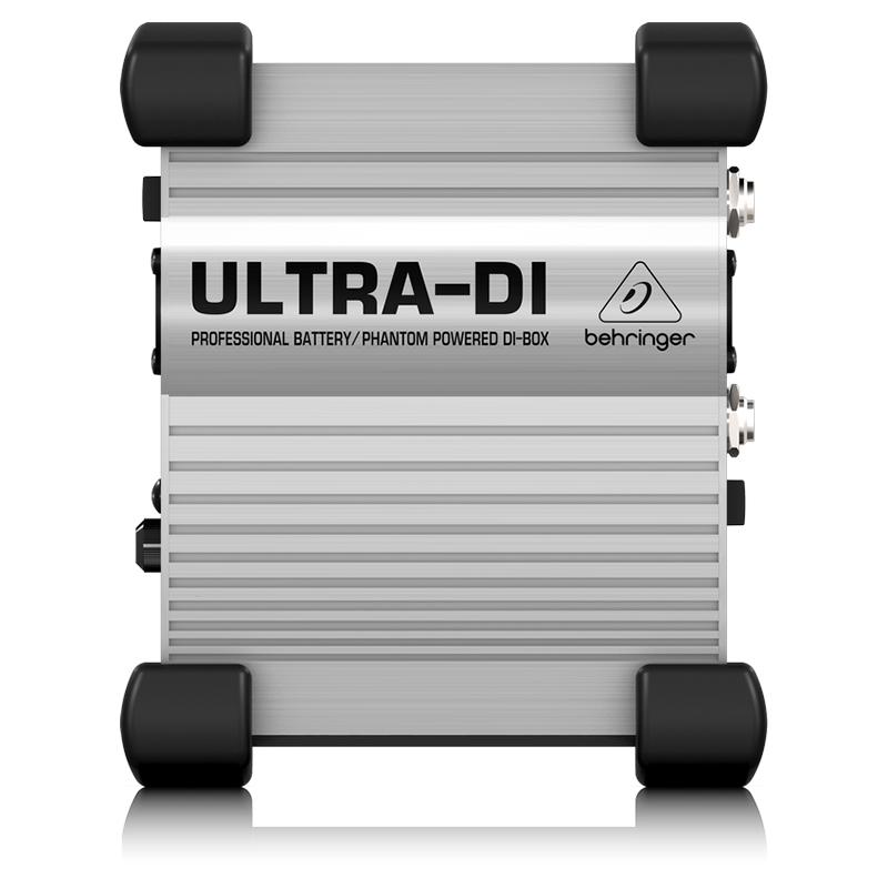 Директ-бокс Behringer ULTRA-DI DI100