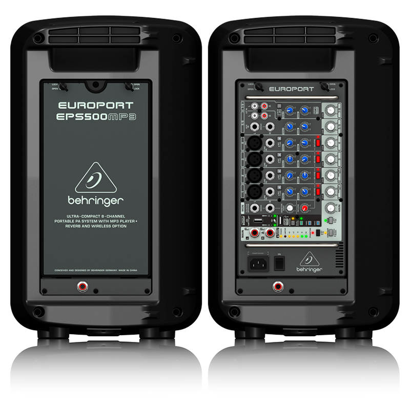 Комплект акустики Behringer EPS500MP3 EUROPORT