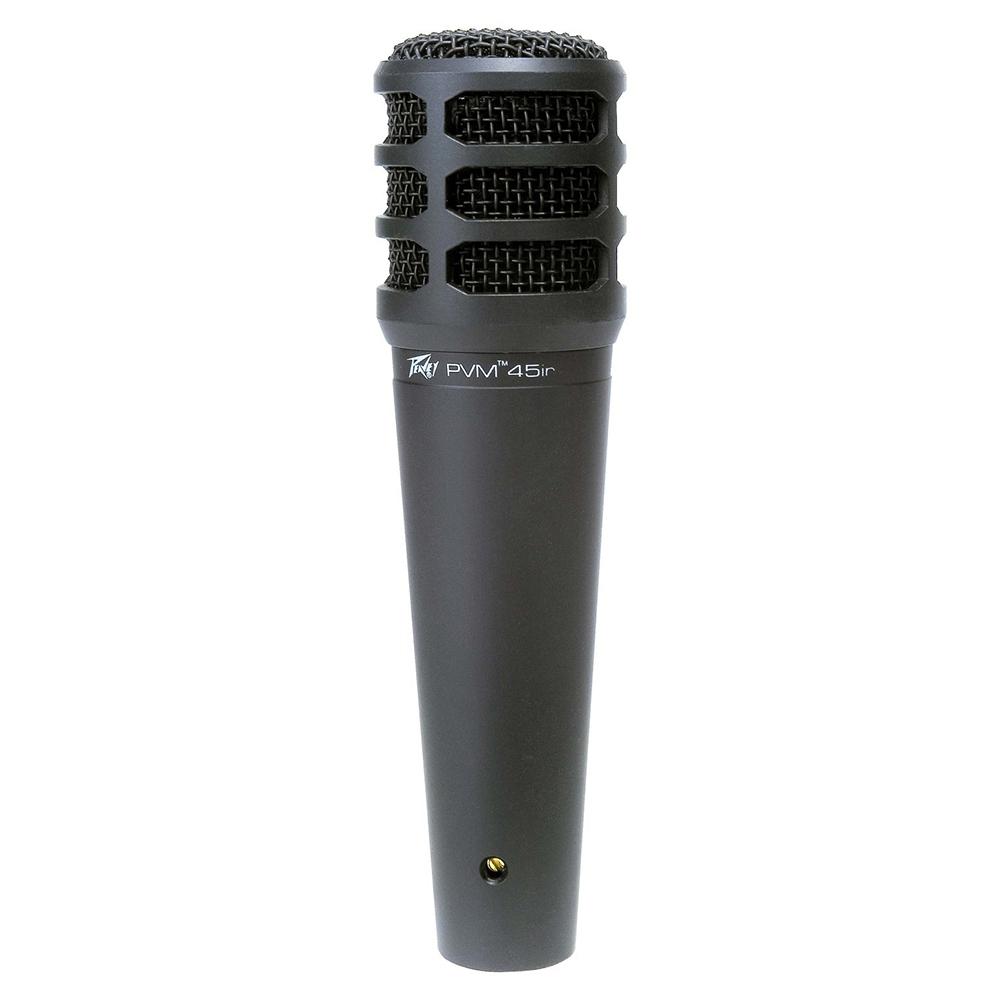 Динамический суперкардиоидный микрофон Peavey PVM 45iR XLR