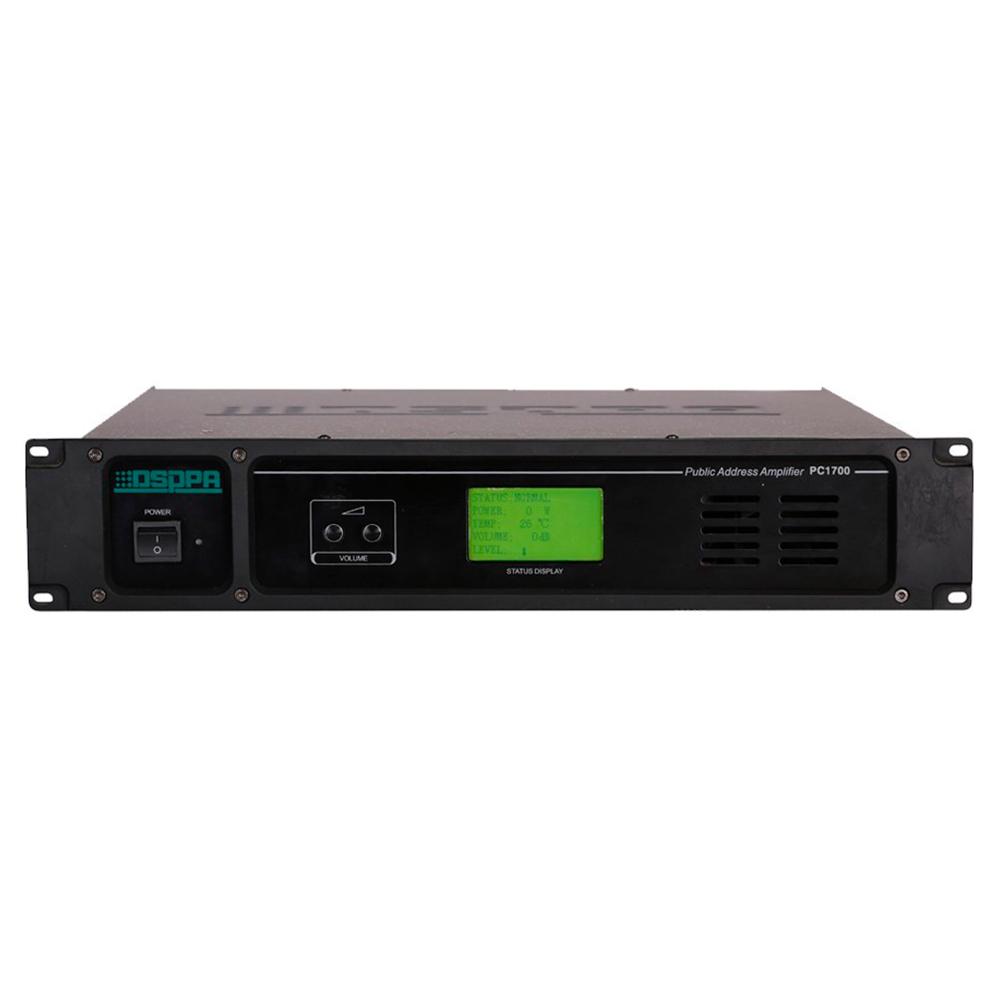 Усилитель мощности DSPPA PC1700