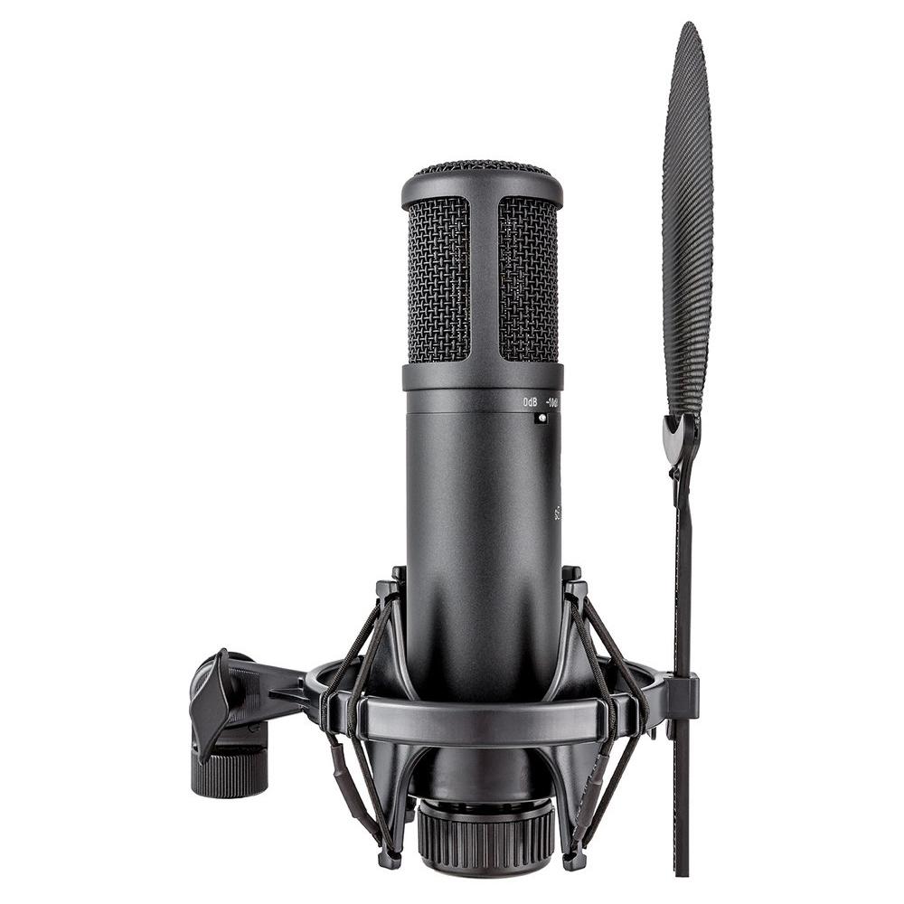 Студийный микрофон с поп-фильтром sE Electronics sE2200