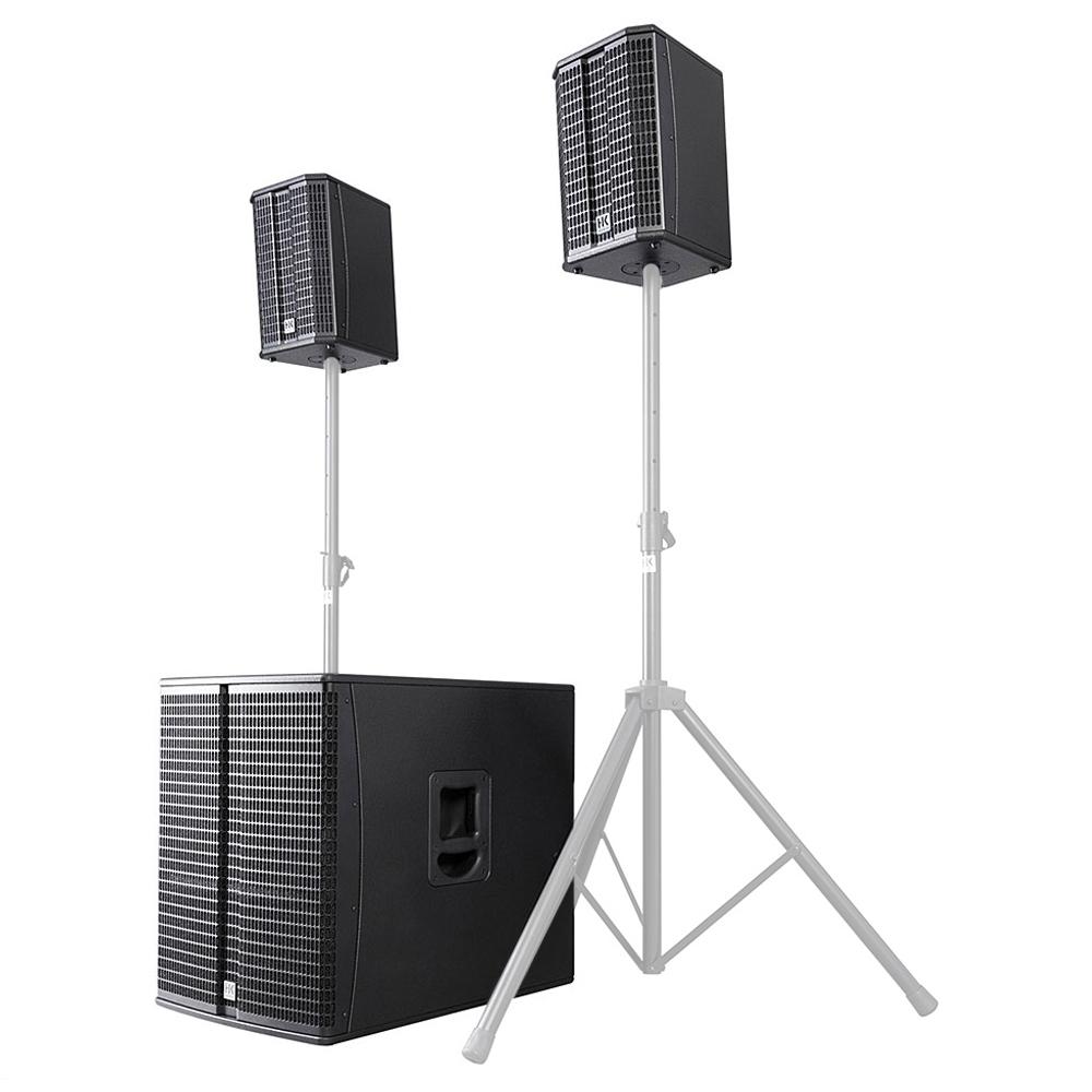 Звуковой комплект HK AUDIO LUCAS 2K18