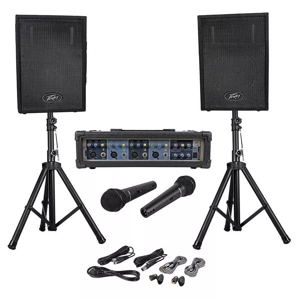 Портативная акустика Peavey Audio Performer Pack