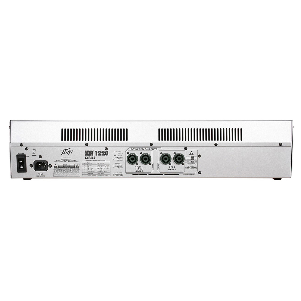 20-канальный активный микшерный пульт Peavey XR 1220