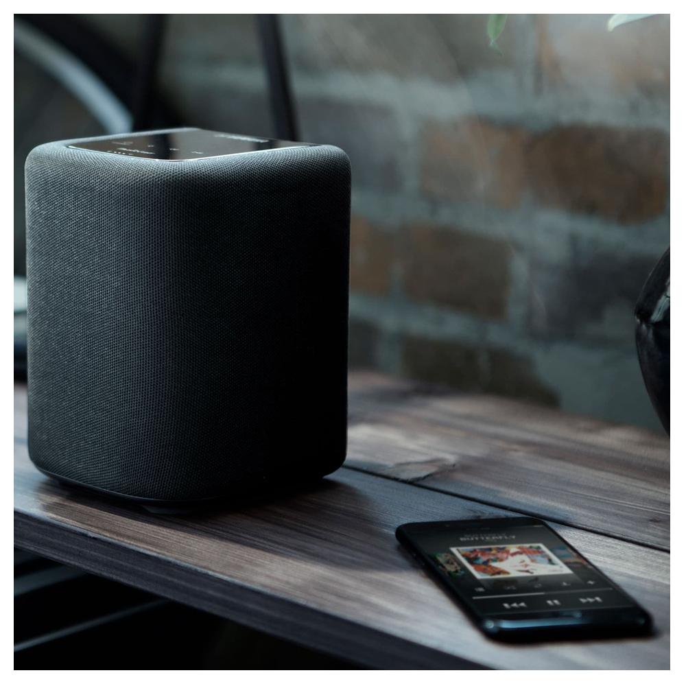 Беспроводная Hi-Fi акустика Yamaha WX-010 BLACK