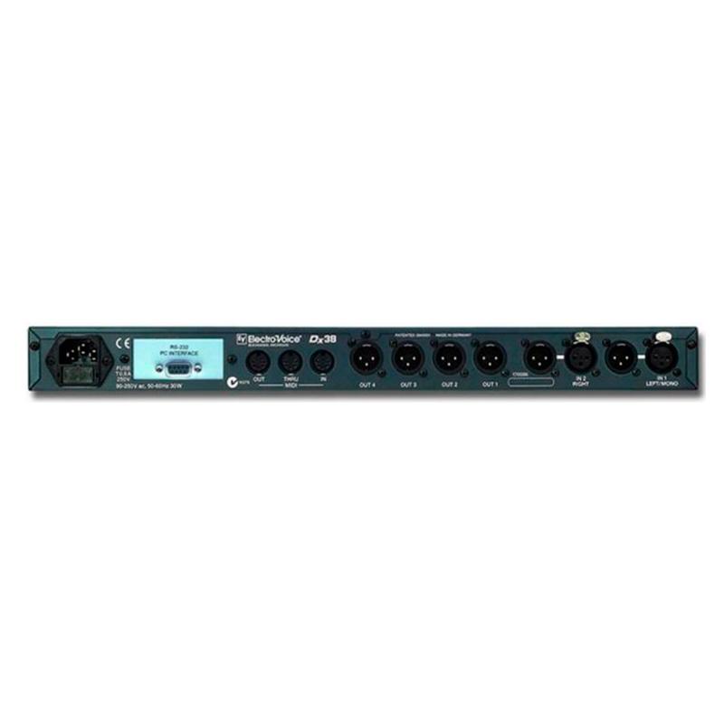 Цифровой процессор Electro-Voice DX38