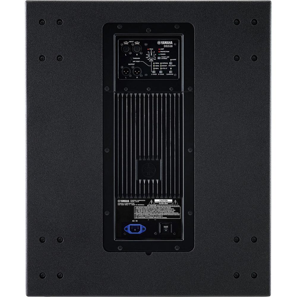 Профессиональный активный сабвуфер Yamaha DXS18