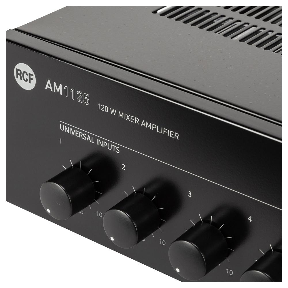Микширующий трансляционный усилитель RCF AM 1125