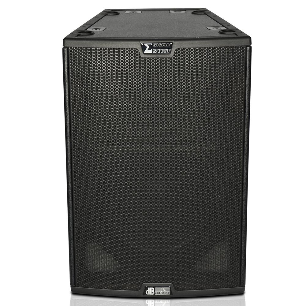 Активная акустическая система dBTechnologies SIGMA S115 F