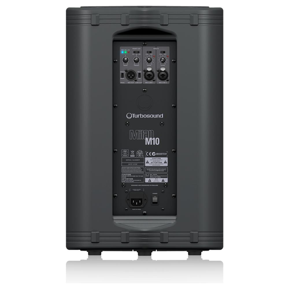 Активная акустическая система Turbosound Milan M10
