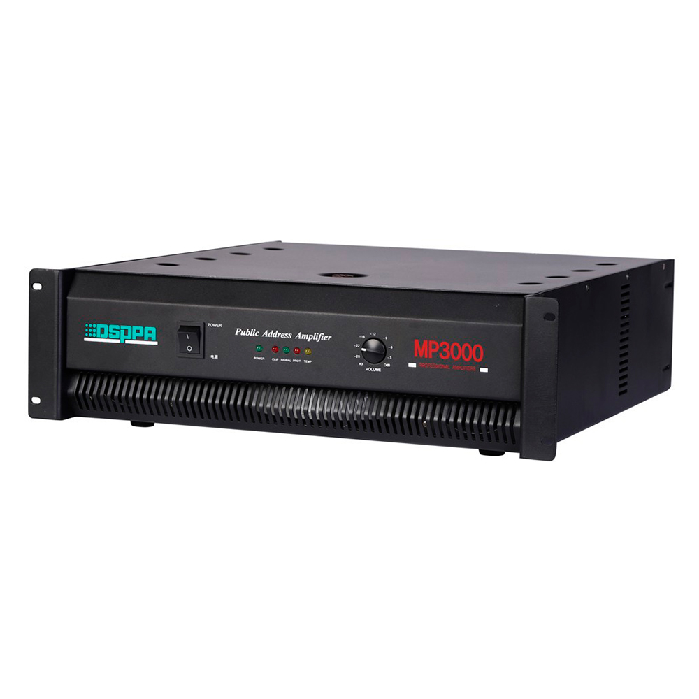 Усилитель мощности DSPPA MP3000