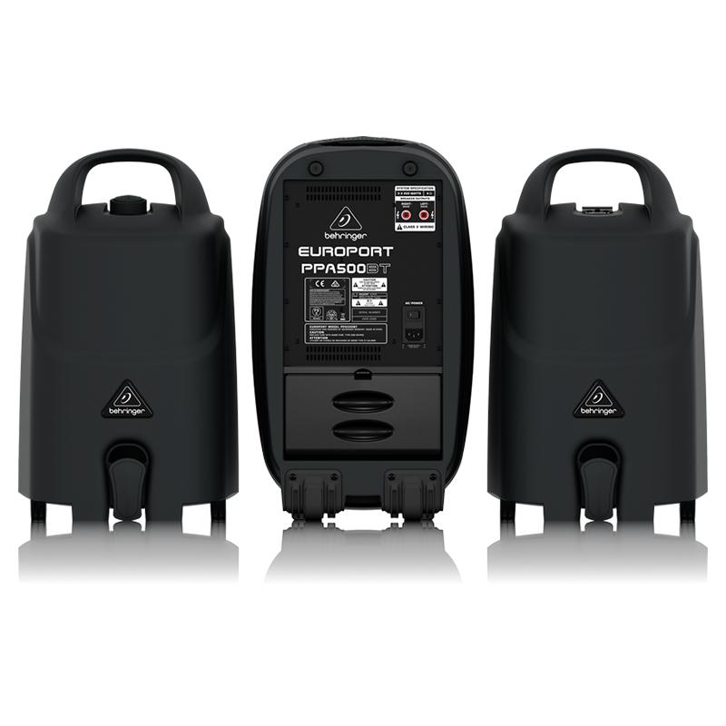 Мобильный комплект Behringer PPA500BT