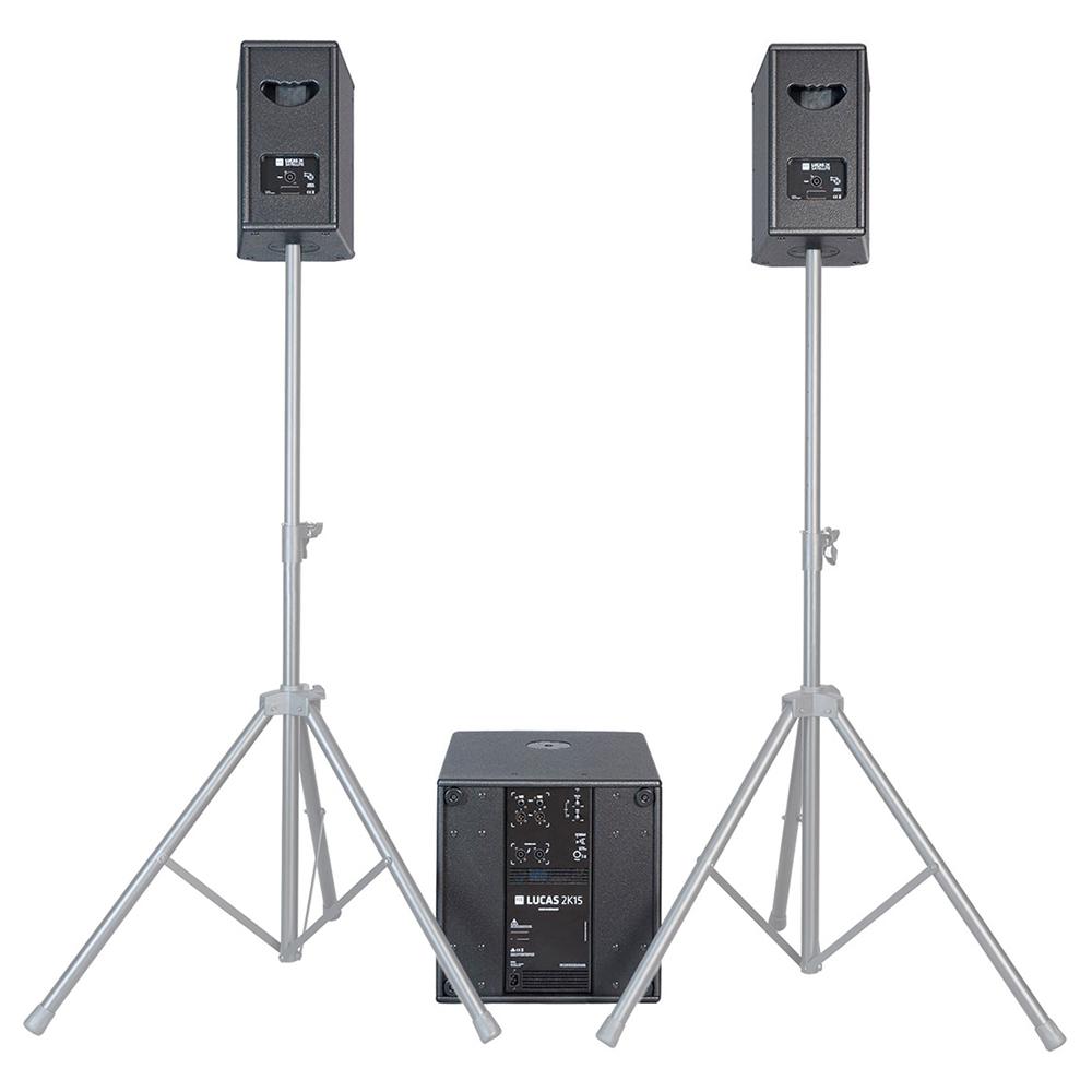 Звуковой комплект HK AUDIO LUCAS 2K15