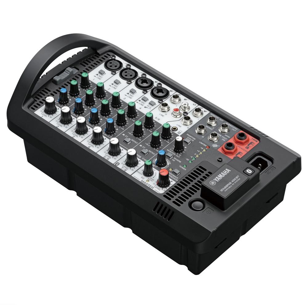 Портативная акустика Yamaha Stagepas 400BT