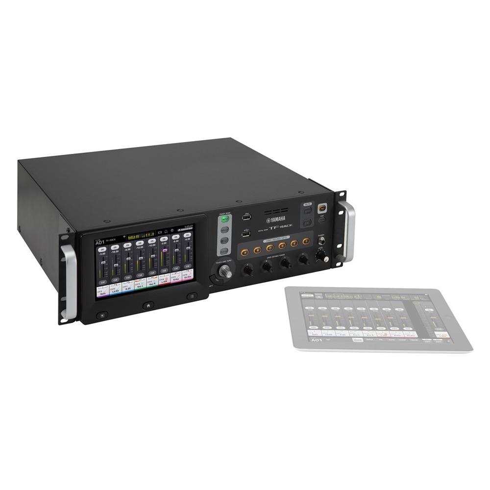 Цифровой микшерный пульт Yamaha TF-rack