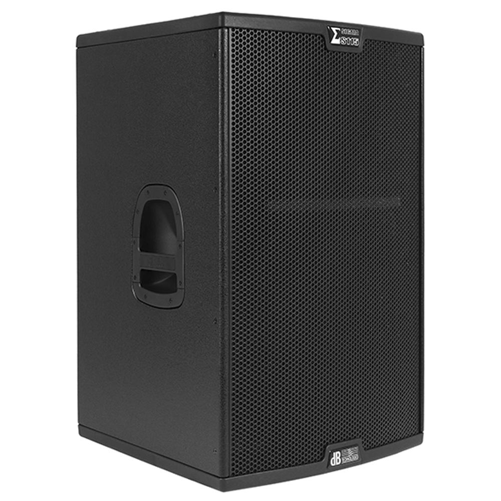 Активная акустическая система dBTechnologies SIGMA S115