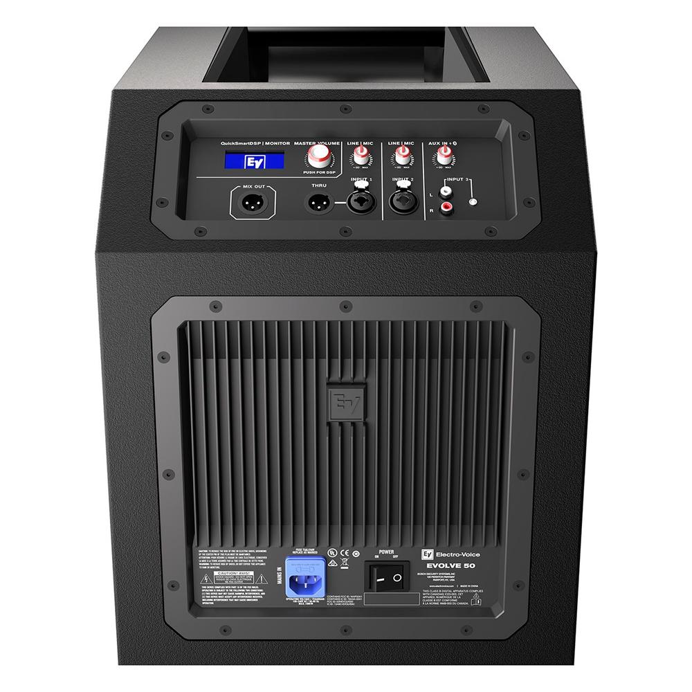 Акустический комплект Electro-Voice EVOLVE 50