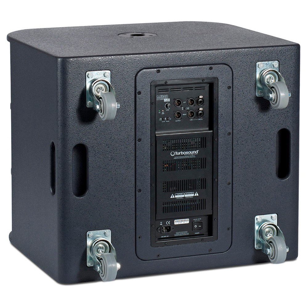 Активный сабвуфер Turbosound Milan M18B