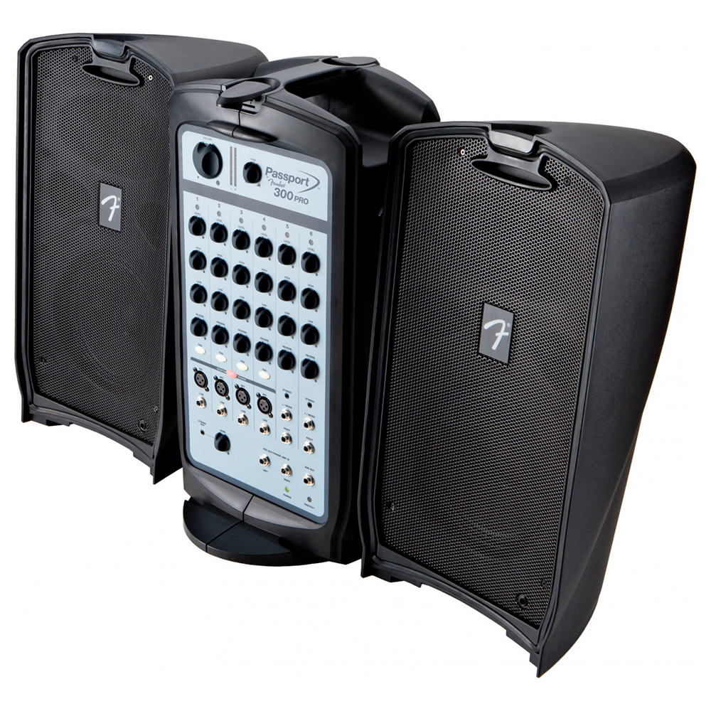 Портавтивная акустика FENDER PASSPORT 300 PRO