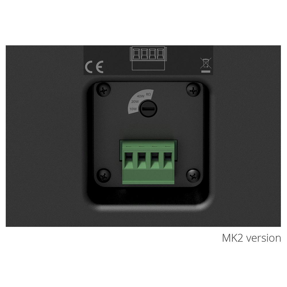 Настенная акустика Audac WX802/B