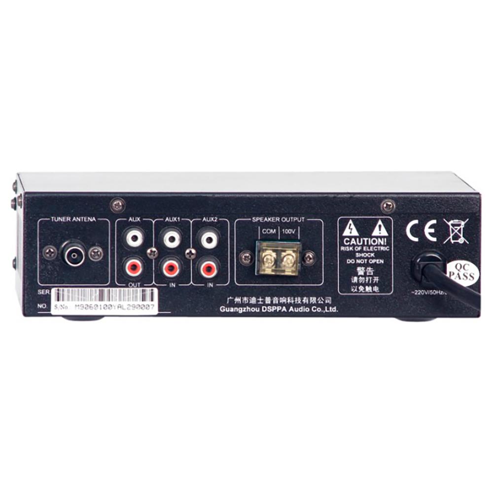 Микшер-усилитель DSPPA MP9060