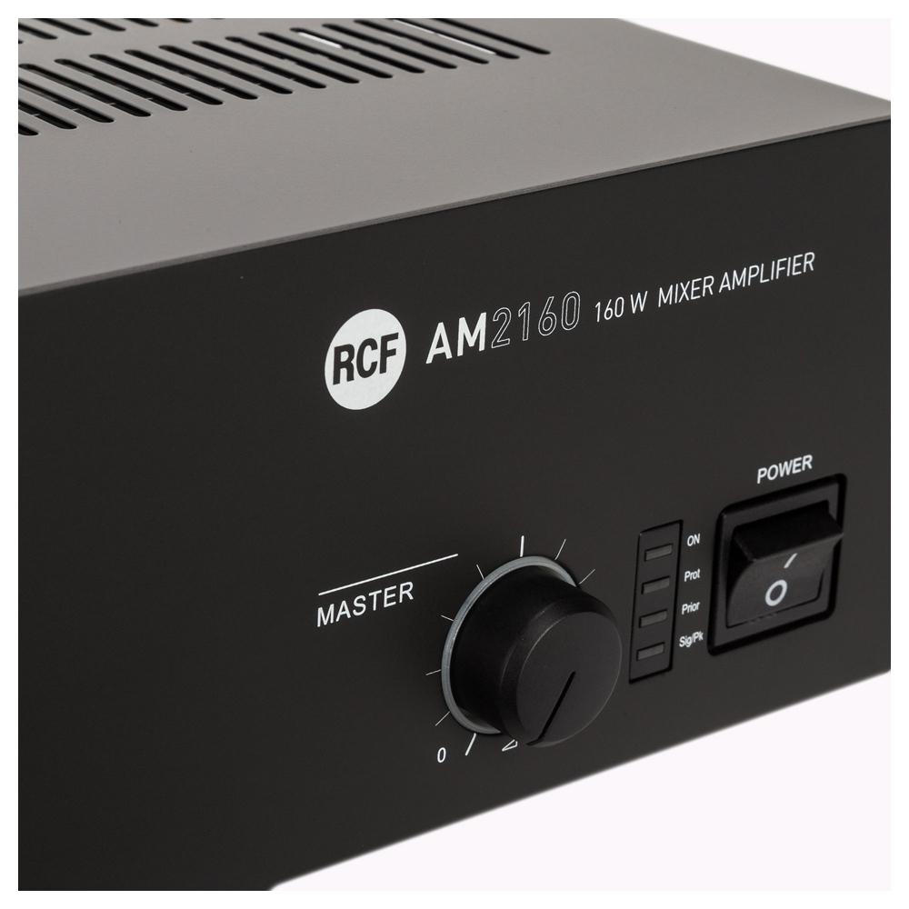 Микширующий трансляционный усилитель RCF AM 2160