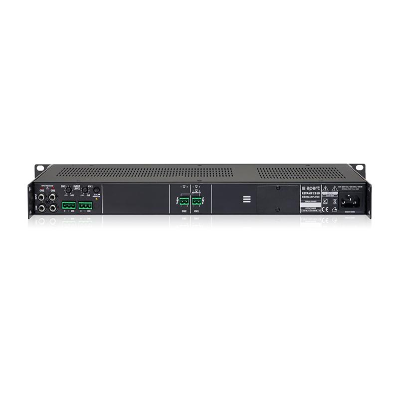 Усилитель мощности APart REVAMP2150