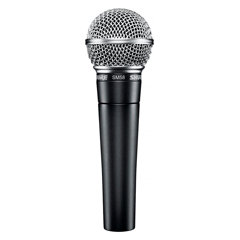 Вокальный микрофон Shure SM58SEE