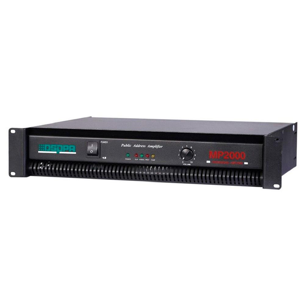 Усилитель мощности DSPPA MP2000