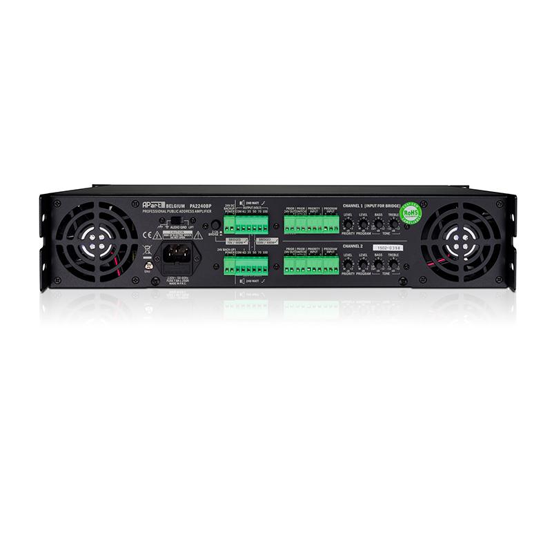 Трансляционный усилитель APart PA2240BP