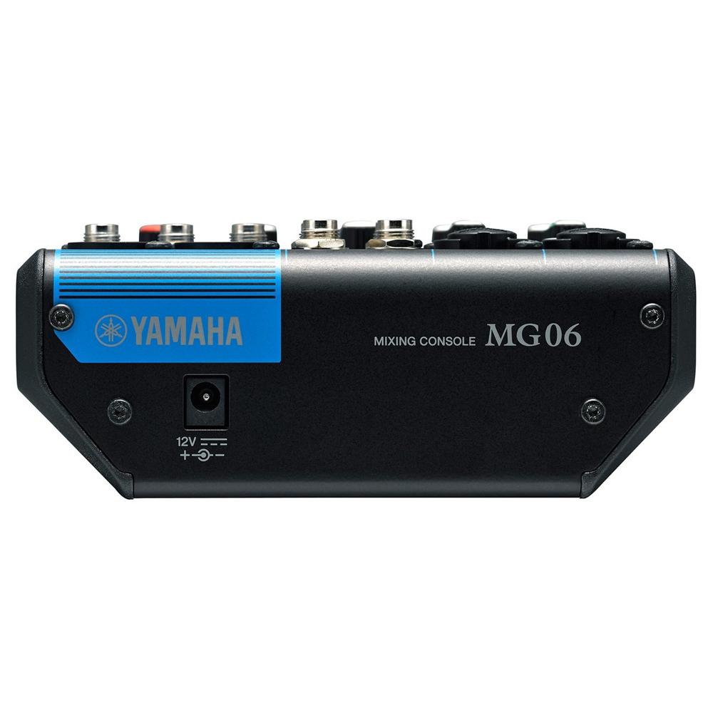 Аналоговый микшерный пульт Yamaha MG06
