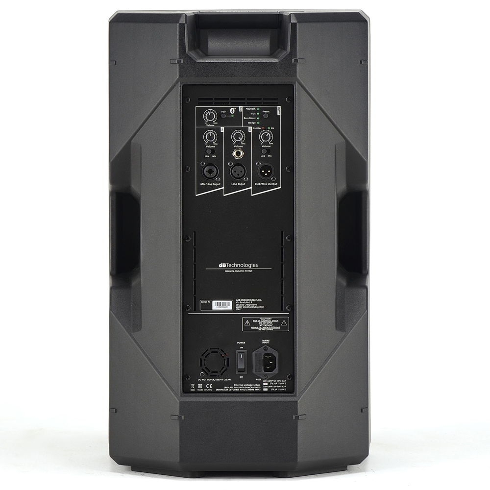 Активная акустическая система dBTechnologies KL 12