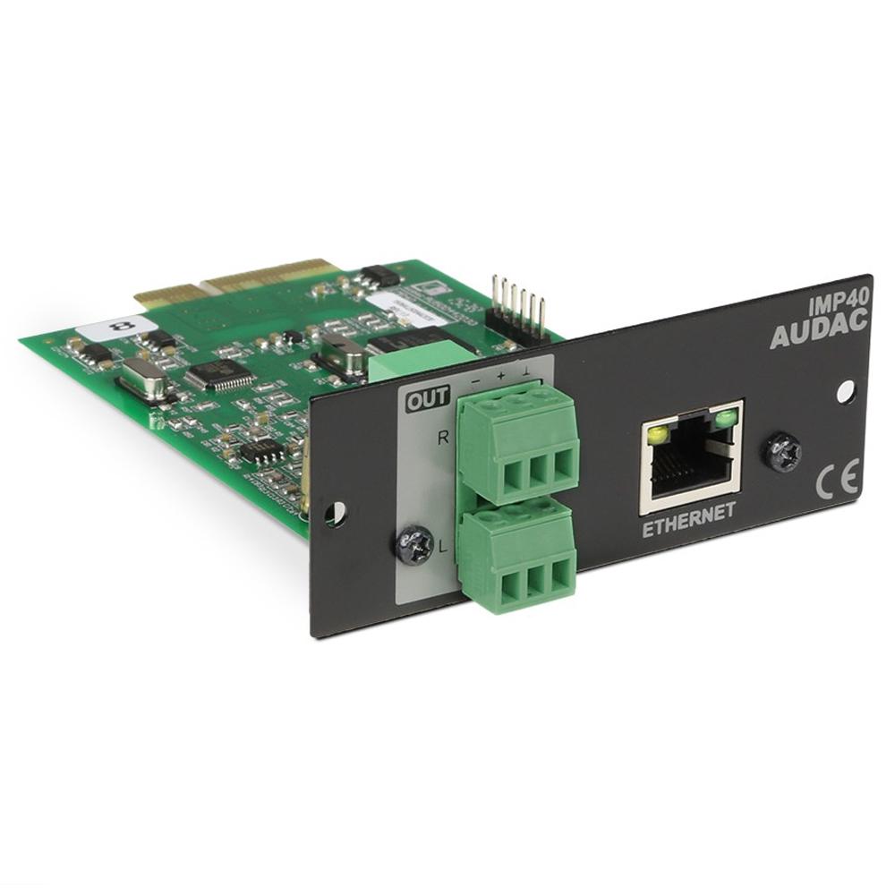 Интернет радио Audac IMP40